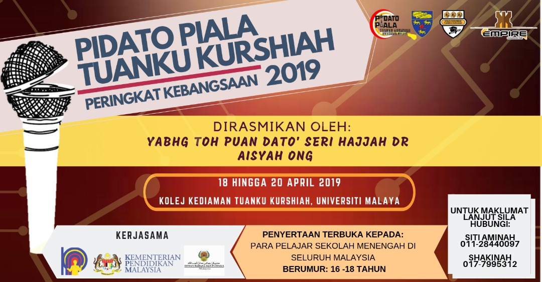 POSTER PPTK 19