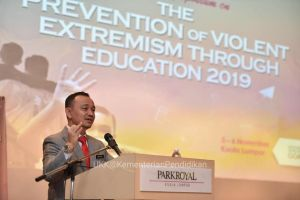 National Symposium On The Prevention Of Violent Extremism Through Education 2019